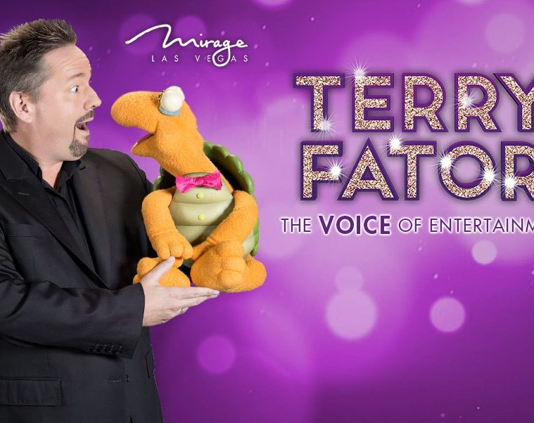 Terry Fator buy tickets online