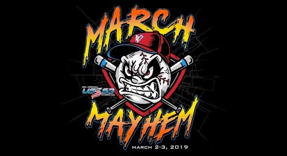 March Mayhem las vegas event 2019