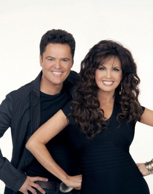 Donny and Marie Osmond concert tickets online
