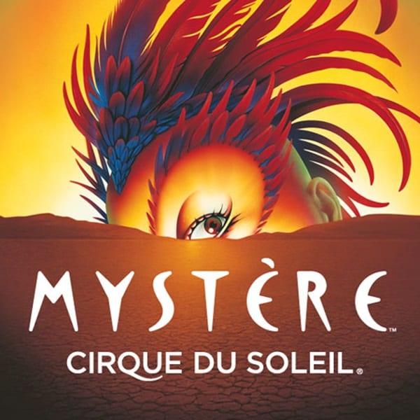 Mystère by Cirque du Soleil Show tickets online