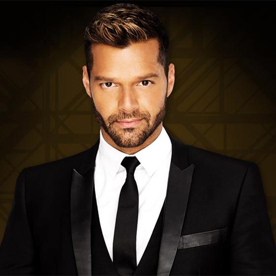 Ricky Martin Tickets Online