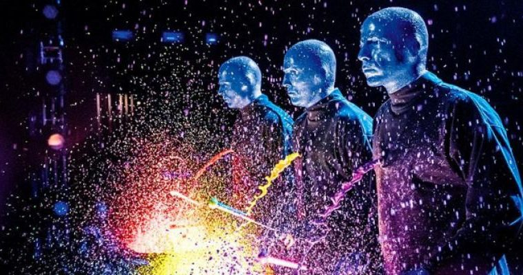 Blue Man Group at Luxor Las Vegas Tickets online
