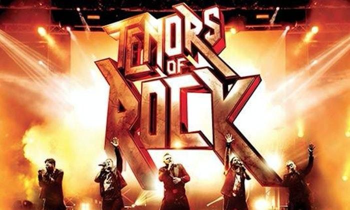 Tenors of Rock online tickets buy