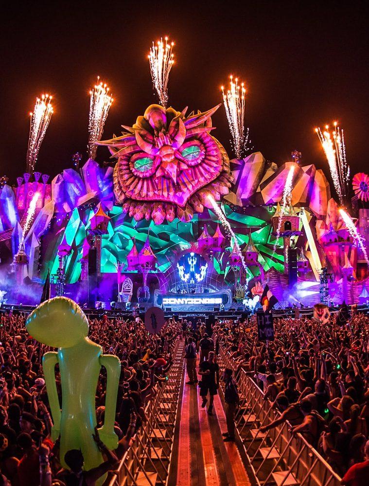 EDC las Vegas Event