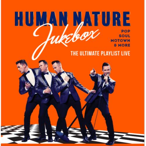 Human Nature Jukebox buy tickets online