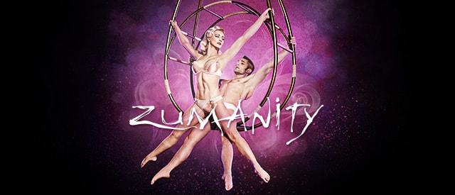 Zumanity Cirque Du Soleil Show tickets