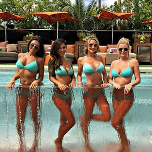 Toptional Pool Club online tickets