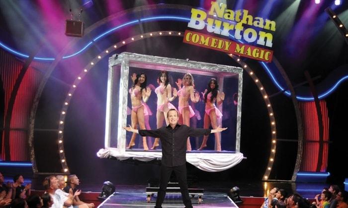 Nathan Burton Tickets Online
