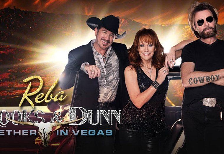 Reba, Brooks & Dunn buy tickets best vegas.