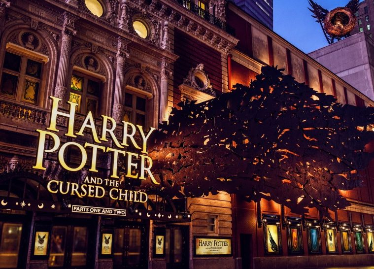 Harry Potter and The Cursed Child buy tickets