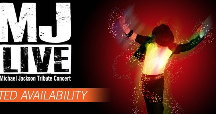 MJ Live Show Tickets online in las vegas