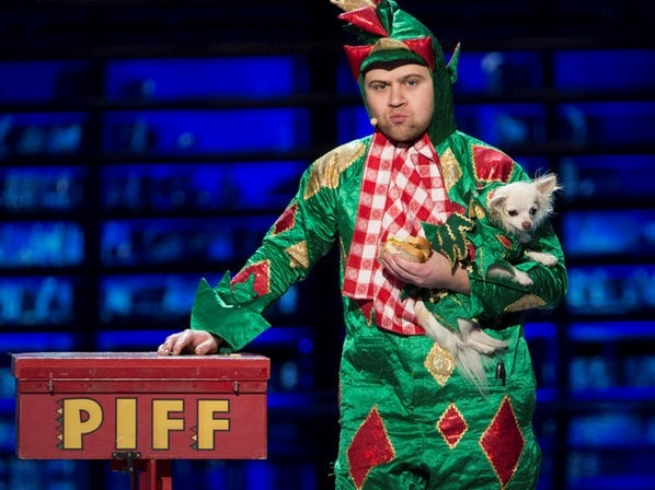 Piff The Magic Dragon Show Tickets Online