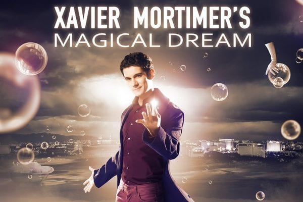 Xavier Mortimer Tickets Online in Las Vegas