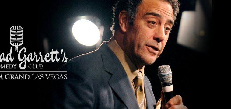 Brad Garrett's Comedy Club Tickets Online Las Vegas