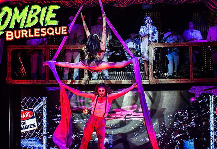 zombie burlesque tickets online
