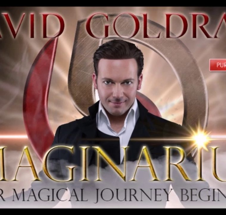 David Goldrake - Imaginarium Tickets Online