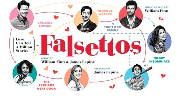 Falsettos Ticket Online