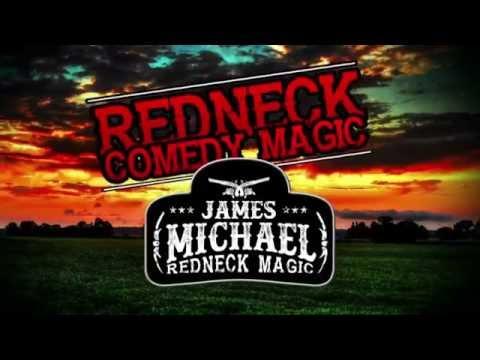 James Michael Redneck Comedy Magic las vegas tickets
