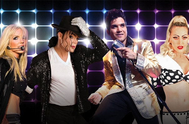 Legends In Concert Tickets Online in Las Vegas