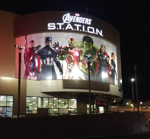Marvel Avengers S.T.A.T.I.O.N. Tickets Online