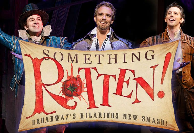 Something Rotten Show Tickets
