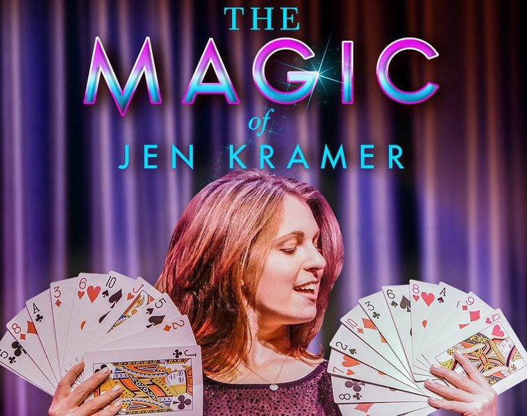 buy The Magic of Jen Kramer Tickets