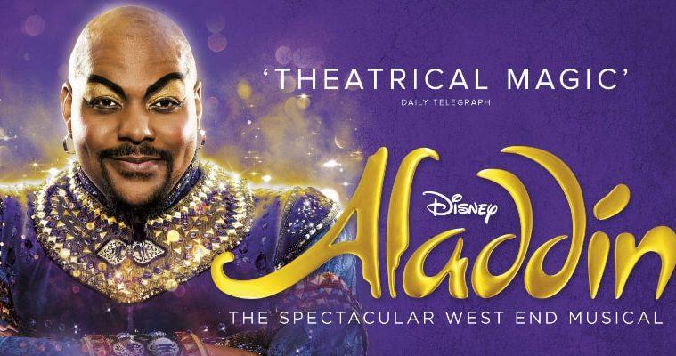 Aladdin Show Tickets Online